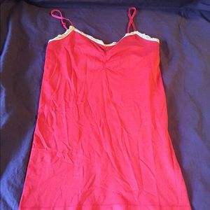 Victoria's Secret seamless slimming tank top